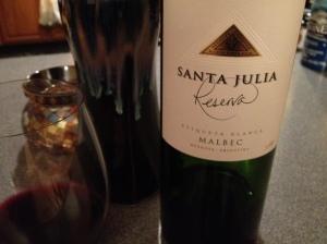 Santa Julia Reserva - Malbec Argentina