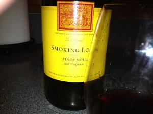 2008 Smoking Loon Pinot Noir