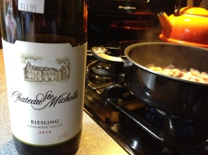 2010 Chateau Ste. Michelle Riesling