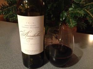 2010 Michael Pozzan Special Selection Annabella Cabernet Sauvignon, Napa County, USA.