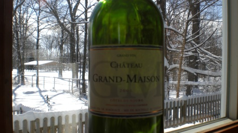 2006 Chateau Grand-Maison Grand Vin Bordeaux, Cotes de Bourg, France
