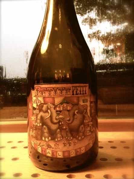 2011 Petite Petit Michael David Winery Lodi California USA.