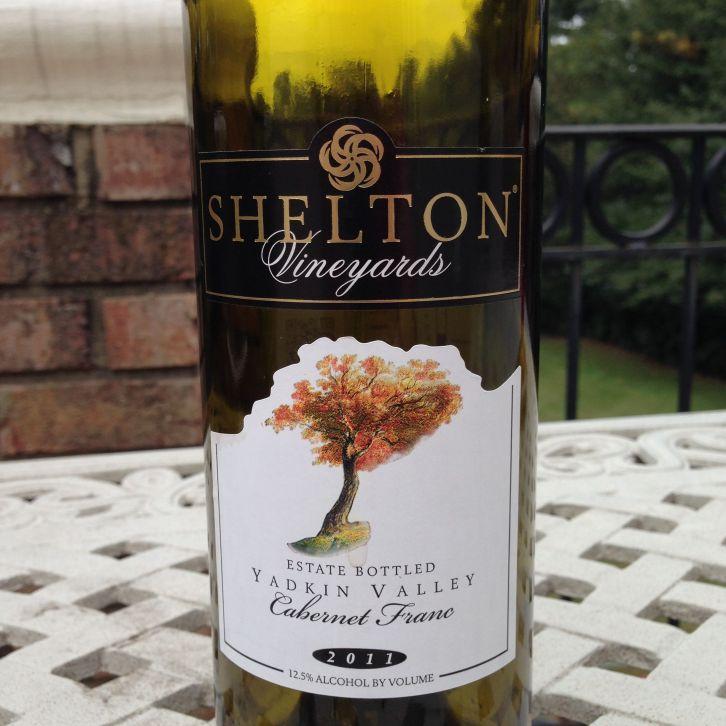 2011 Shelton Vineyards Cabernet Franc