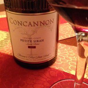 2005 Concannon Limited Release Petite Sirah