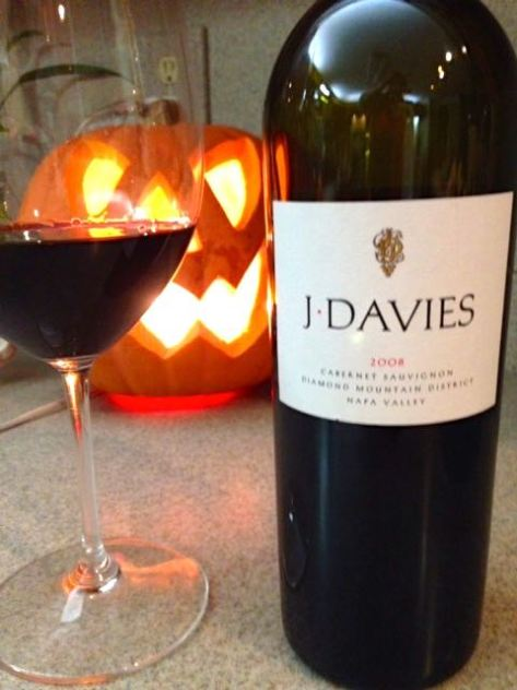 2008 J. Davies Cabernet Sauvignon Diamond Mountain District, Napa Valley CA