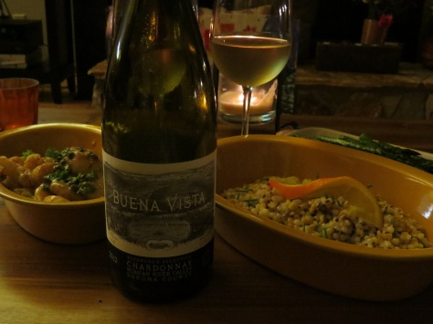 2012 Elenora's Selection Chardonnay Buena Vista Sonoma County California USA