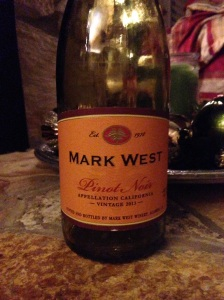 2013 Mark West Pinot Noir, California USA