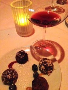 2011/2012 The Count, Founder's Red Wine, Buena Vista, Sonoma County, California, USA.