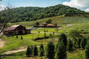 Linville Falls Winery, Newland, NC. Photo credit: J.W. Fulton