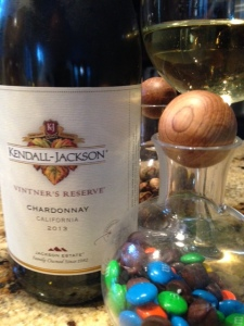 2013 Kendall-Jackson Vintner's Reserve Chardonnay, California, USA.