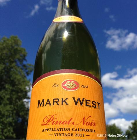 2012 Mark West Pinot Noir, California, USA.