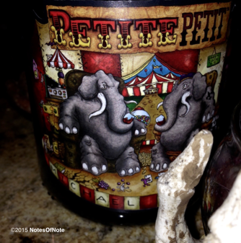 2013 Petite Petit, Michael David Winery, Lodi, California, USA.