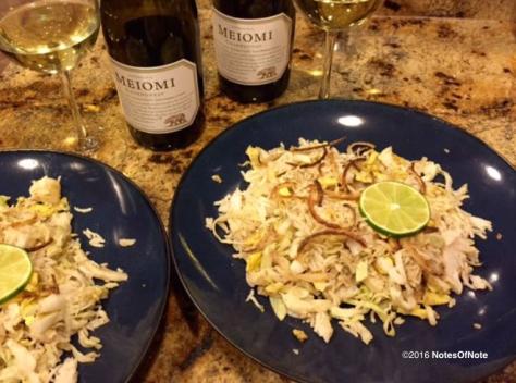2014 Meiomi Chardonnay, California, USA.
