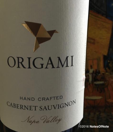 2013 Origami Cabernet Sauvignon Limited Edition