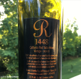 2013 1448 Red Table Wine, Jeff Runquist Wines, Ripon, California, USA.