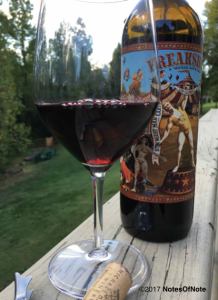 2013 Freakshow Cabernet, Michael David Winery, California, USA.