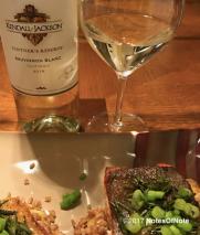 2015 Sauvignon Blanc Vintner's Reserve, Kendall-Jackson, California, USA.