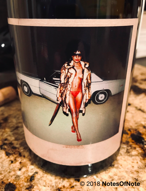 2016 Machete Red Wine, Orin Swift Cellars, St. Helena, California, USA.