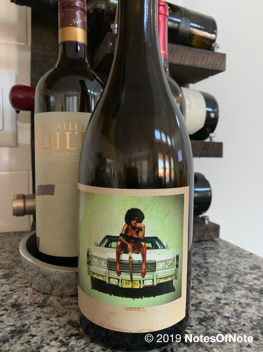 2017 Machete Red Wine, Orin Swift Cellars, St. Helena, California, USA.