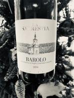 2014 La Sacrestia Barolo, Italy.