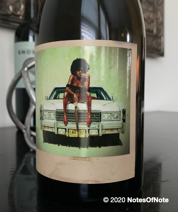 2018 Machete, Orin Swift Cellars, St. Helena, California, USA.