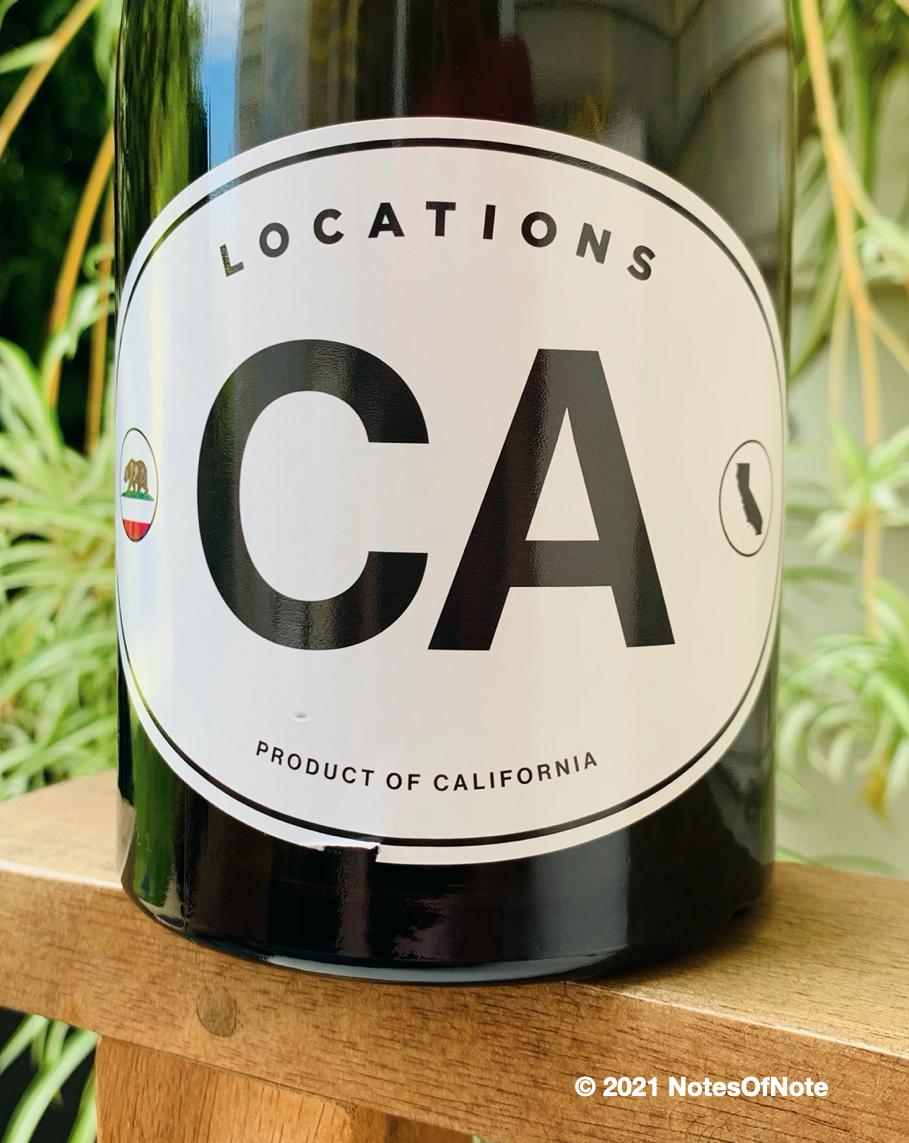 CA9, Locations Wine, Napa, California, USA.